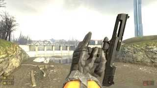 Half Life 2: Tactical - All Guns Shown thumbnail