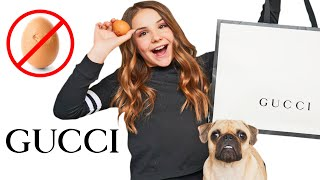 Last To Crack Egg WINS GUCCI Challenge *SHOPPING SPREE* 🛍| Piper Rockelle