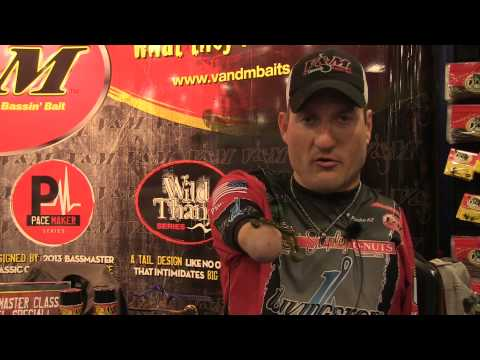 2015 Bassmaster Classic - V&M Bottom Bugger With Clay Dyer