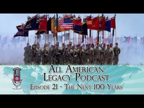 All American Legacy Podcast Ep 21 -  The Next 100 Years