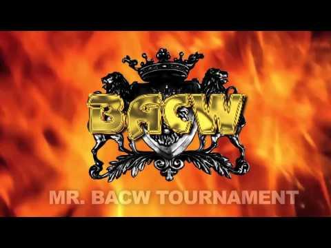 GWC INTENSITY: Casey Kincaid vs. Tony James  |  MR. BACW TOURNAMENT - FINAL -