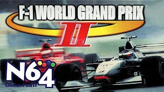 F1 World Grand Prix 2 - Nintendo 64 Review - HD