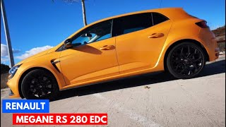 Prueba Nuevo Renault Megane RS EDC   Review español   CAR and GAS