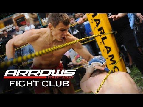 ARROWS MUAY THAI vs STREET FIGHTER