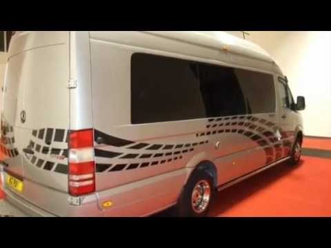 MERCEDES SPRINTER CAMPERVAN MOTORHOME CONVERSION