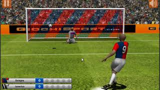 Penalty Fever 3D Italian Cup / Italian Cup 3D 2014 (PC browser game)
