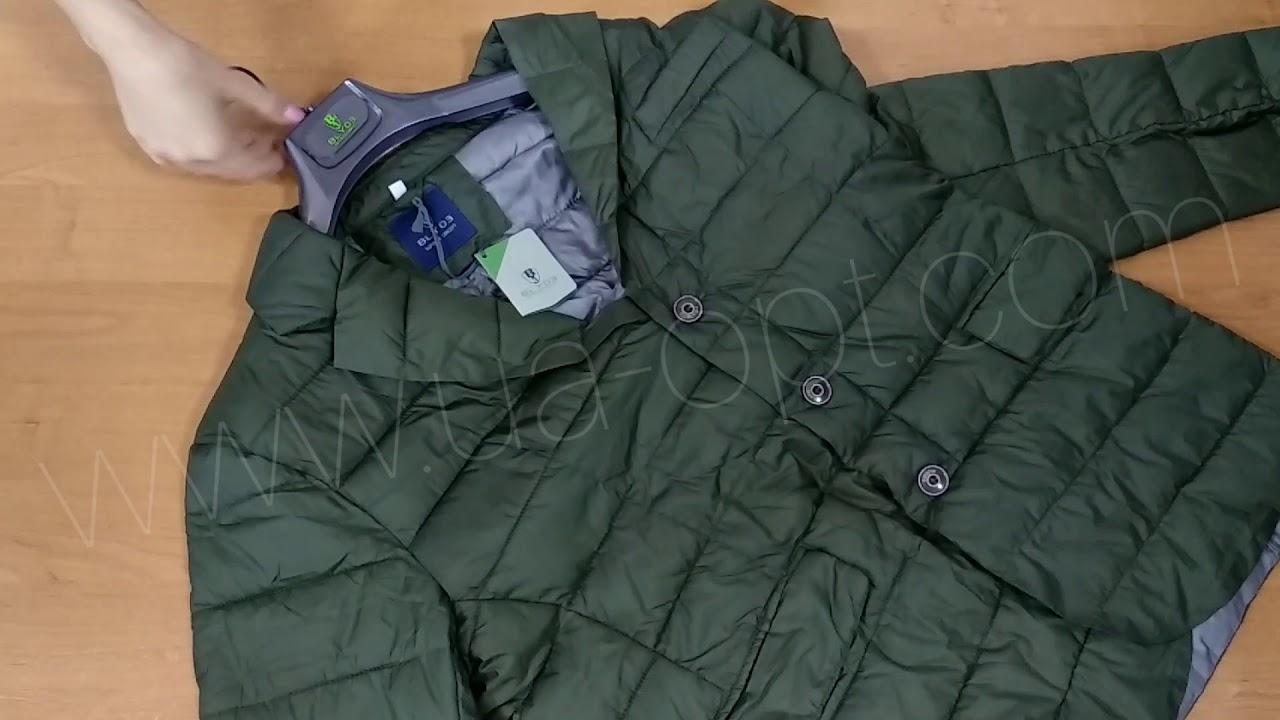 thumbnail video Мужские куртки оптом 18,9 €/шт. лот #215