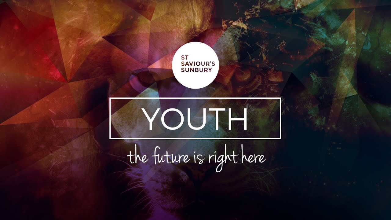 Youth - Thought for the Day 5 (23rd May)