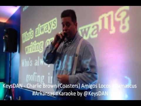 KeysDAN   Charlie Brown Coasters Amigos Locos #Damascus #Arkansas #Karaoke by @KeysDAN