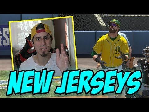 NEW JERSEYS - STEAL A STAR #16 - MLB 17 THE SHOW DIAMOND DYNASTY