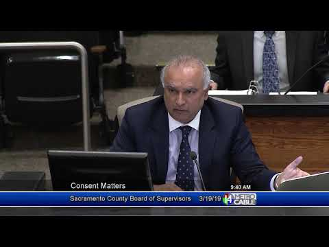Board Of Supervisors - March 19, 2019