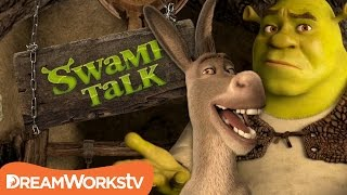 Why You Shouldn't Share Your Room | SWAMP TALK WITH SHREK AND DONKEY