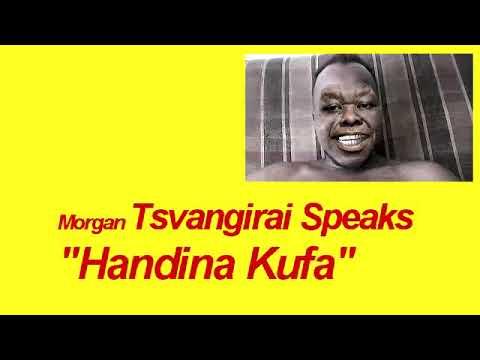 """WATCH VIDEO; Mugabes Enermy Tsvangirai Speaks """" Handina Kufa"""" PARODY VIDEO"""