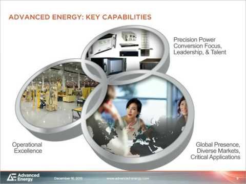 Thyro PX SCR - Webinar Advanced Energy