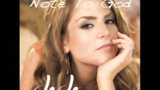 JoJo - Note To God Instrumental - Dahv
