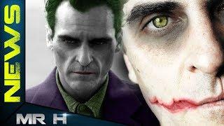 Joker Origin Movie Officially CONFIRMED With Joaquin Phoenix As The Joker