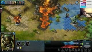 PoxNora - Moles1909 vs DevilsRath (2 games)