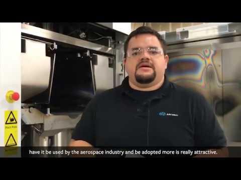 Jorge Mireles, Additive Manufacturing Engineer