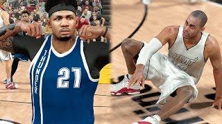 NBA 2k17 MyCAREER - Intense Down to the Wire Heartbreak! Double Ankle Breakers + Last Shot! Ep 153