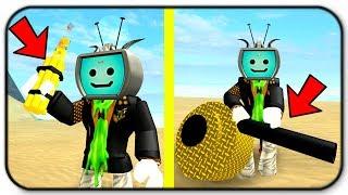 Wie leistungsstark ist der Dynamit Tnt und das Sandvakuum - Roblox Treasure Hunt Simulator