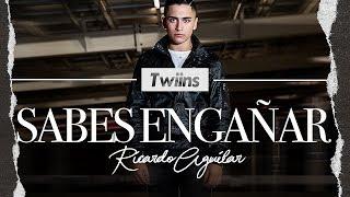 "Ricardo Aguilar - ""Sabes Engañar"" - (Video Lyrics)"