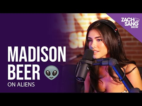 Madison Beer Talks Aliens, Outer Space & Artificial Intelligence