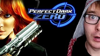 Perfect Dark Zero Xbox 360 Review