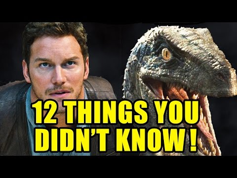 12 Things You Didn't Know About Jurassic World