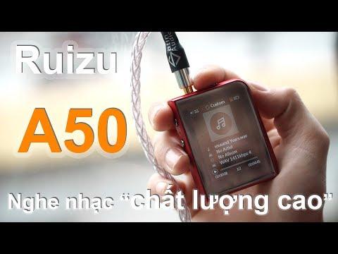 Ruizu A50 | Sao Máy Nghe Nhạc Bây Giờ Rẻ đến Vậy ?