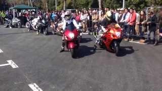 Bikes Screaming - Exhaust Sound Hayabusa, GSXR, ZX14R, CBR, R1.
