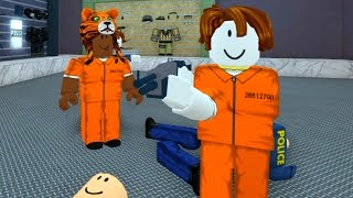 Roblox - PRISON BREAK!