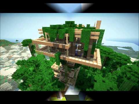 Top 6 Des Plus Belle Maison De Luxe Minecraft Youtube