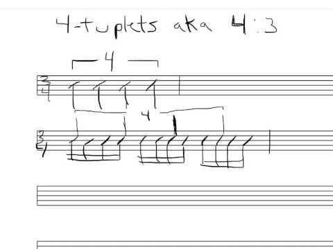Quadruplets (4-tuplets)