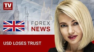 InstaForex tv news: Early North American trade on 07.11.2018: EUR/USD, USDX, BITCOIN