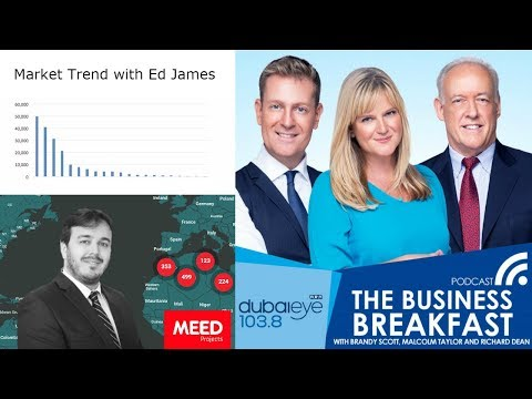 MEED Projects | Dubai Eye Business Breakfast - Market Trend with Ed James