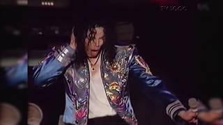 Michael Jackson Blood On The Dance Floor Live Gothenburg 1997 HD
