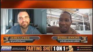 Bubba Jenkins talks Colby Covington Beef, Free Agency & Why He Left Bellator