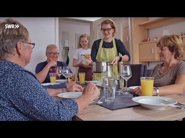 Maultaschen und Apfelküchle | Oma kocht am besten