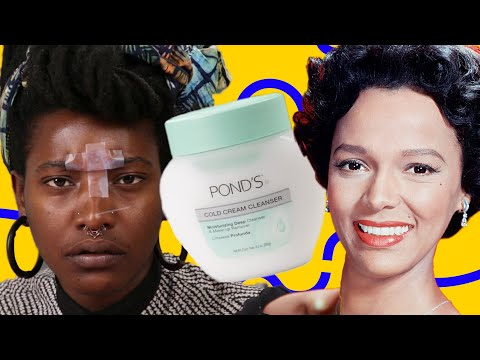 We Tried 1950's Beauty Tips