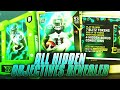 NEW BLITZ PROMO! ALL HIDDEN OBJECTIVES FOR SOLOS + PACK OPENING! MADDEN 19 ULTIMATE TEAM