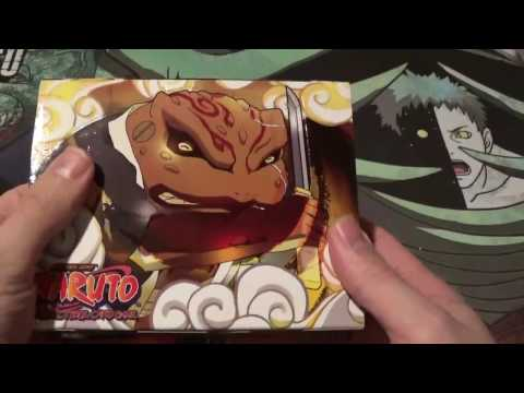 Naruto CCG Approaching Winds Booster Box Opening.