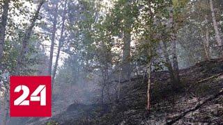 Якутия и Красноярский край страдают от природных пожаров - Россия 24