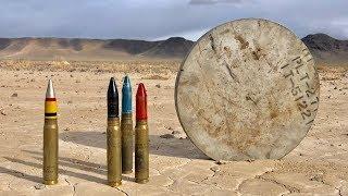 20mm vs Stainless Steel