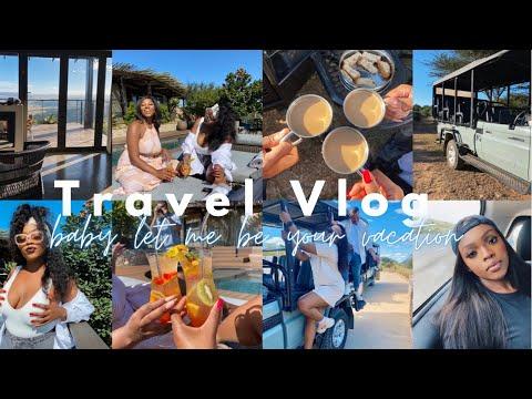 Vlog: Travel vlog to KZN! (It's still my birthday okay)