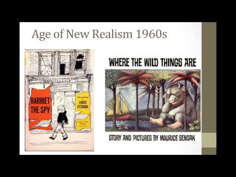 History of Children's books