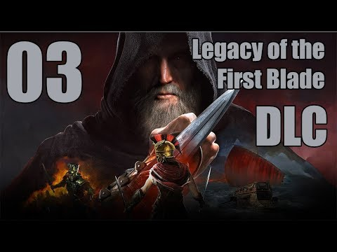 Assassin's Creed Odyssey DLC - Legacy of the First Blade Part 3: Mysterious Malady thumbnail