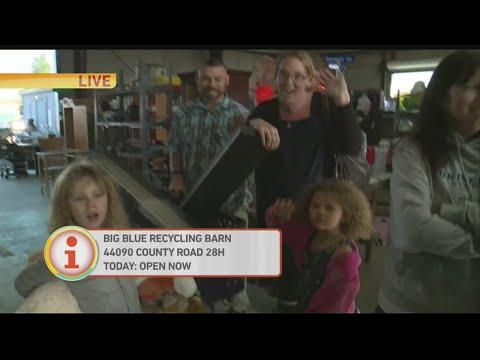 Big Blue Barn Thrift Store