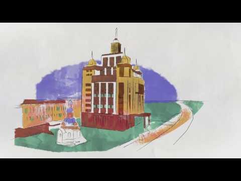 """""""Где в Оренбурге"""" - Памятник Пушкину и Далю"""