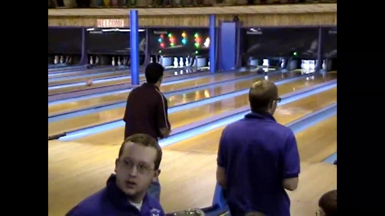 NCCS - Ticonderoga Bowling  1-14-10