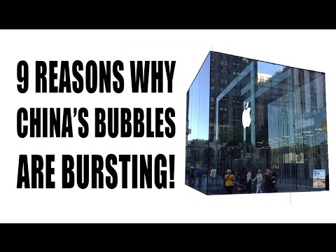 9 Reasons Why China's Economy Will Crash!